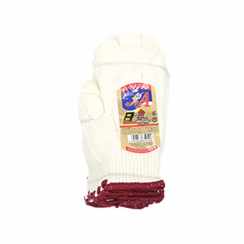 【まとめ買い】ミタニコーポレーション 純綿軍手 キングA #600【10ダース入り】