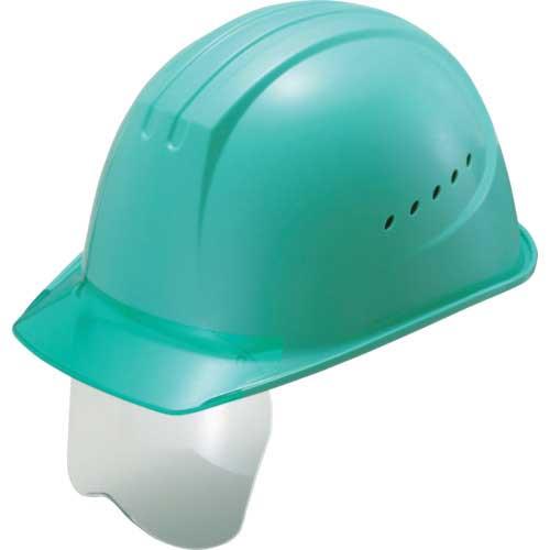 タニザワ エアライト搭載シールド面付ヘルメット