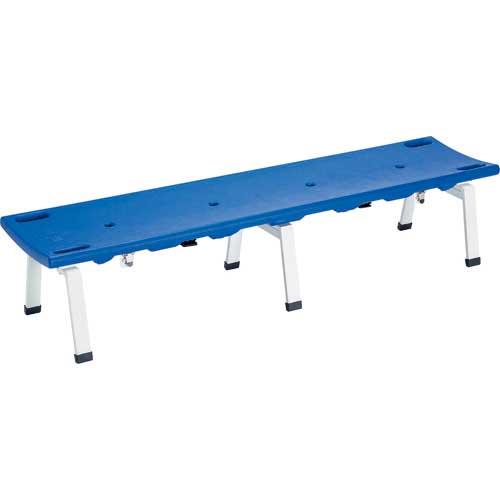 テラモト レスキューボードベンチ ブルー