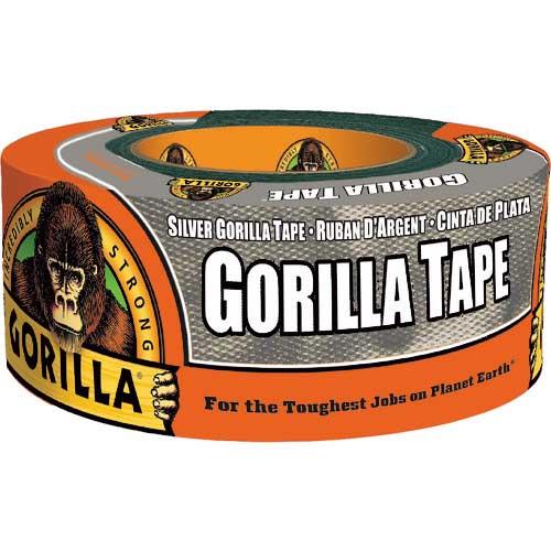 KURE テープ ゴリラテープ シルバー 11m